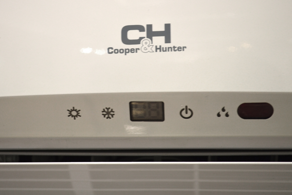 Фото Кондиционер Cooper&Hunter ICY INVERTER WI-FI CH-S24FTXTB-W with WiFi в интернет-магазине Тепла Хатка. Фото N4